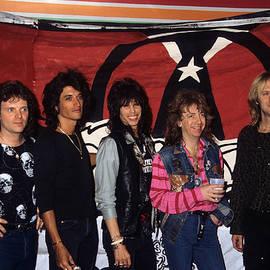 Aerosmith by Rich Fuscia