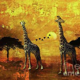KaFra Art - African Plains
