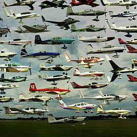 Airventure Cup Air Race, 2017 - Panorama by Jeff Kurtz