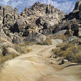 Bob Neiman - Alabama Hills Canyon Dead End 1