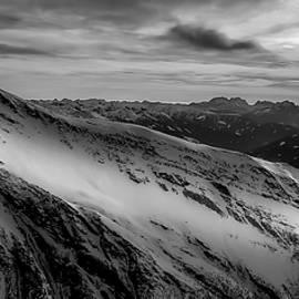 pixabay - alpine sunrise