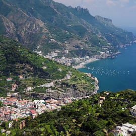 Sally Weigand - Amalfi Coast Overview