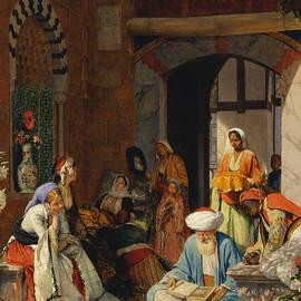 And the Prayer of Faith Shall Save the Sick - John Frederick Lewis