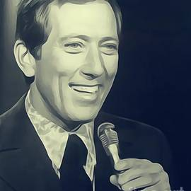 Andy Williams, Singer - John Springfield