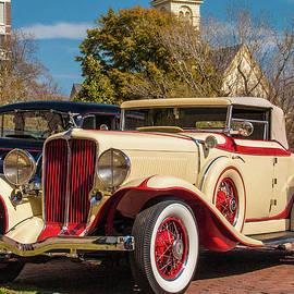 Antique Automobile by Louis Dallara