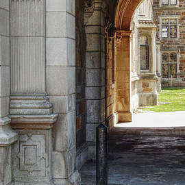 Phil Perkins - Archway To Courtyard