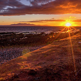 Sam Smith Photography - Arran Sunset
