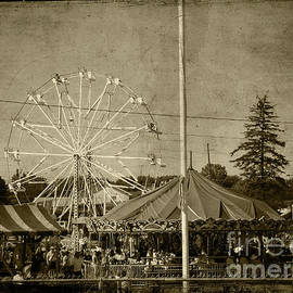 At the Fair by Lenore Locken