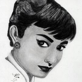 Bobby Dar - Audrey Hepburn