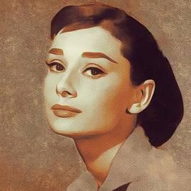 Audrey Hepburn, Hollywood Legends - Mary Bassett