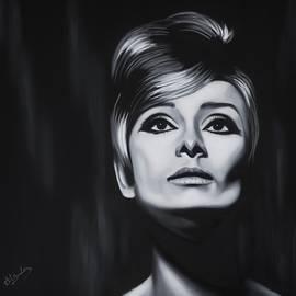 Richard Garnham - Audrey Hepburn