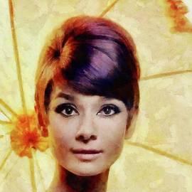 Audrey Hepburn, Vintage Actress - Mary Bassett