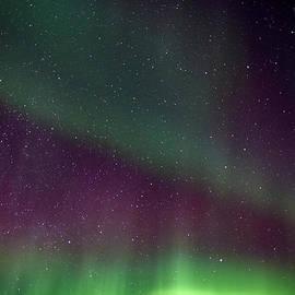 Benjamin Wiedmann - Aurora Borealis In Iceland