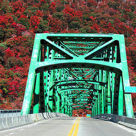 Michael Rucker - Autumn Bridge