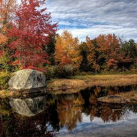 Greg DeBeck - Autumn In Maine
