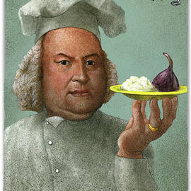 Will Bullas - Bachs Ricotta and Fig...