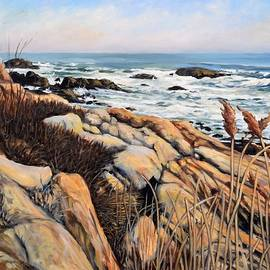 Back Shore, Gloucester by Eileen Patten Oliver
