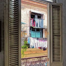 Claude LeTien - Balcony View