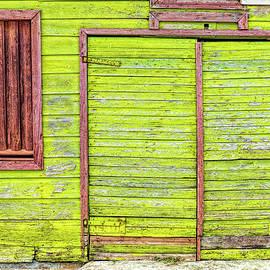 Claude LeTien - Baracoa Door 4