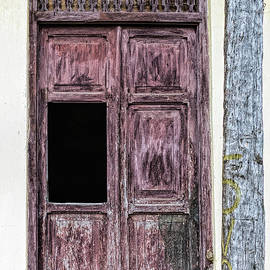 Claude LeTien - Baracoa Window 2