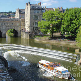 Bath England by Gregory Dyer
