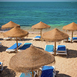 Carlos Caetano - Beach Scene