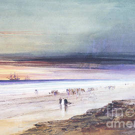 James Hamilton - Beach Scene
