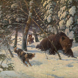 MotionAge Designs - Bear Hunt
