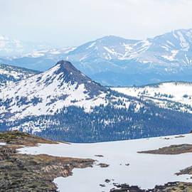 Beartooth Mountain Range by Dan Sproul
