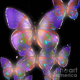 Gayle Price Thomas - Beauty Of Butterflies