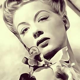 Betty Hutton, Vintage Actress - John Springfield