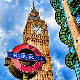 Donald Davis - Big Ben London