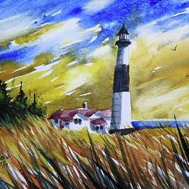 David K Myers - Big Sable Point Light