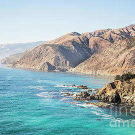 Big Sur Coast by Scott Pellegrin