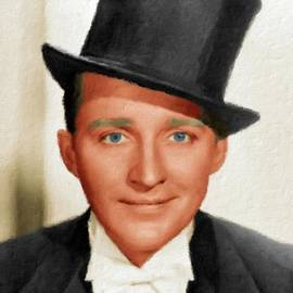 Bing Crosby, Singer and Actor - Mary Bassett
