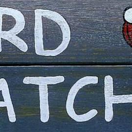 Arnie Goldstein - Bird Watcher