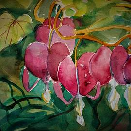 Mindy Newman - Bleeding Hearts