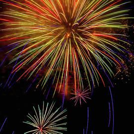 Garry Gay - Blooming Fireworks