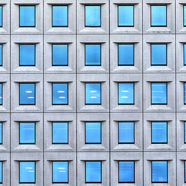 blue windows - Joana Kruse