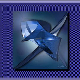 Blueberry by Iris Gelbart