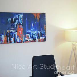 Example 23 by Nica Art Studio