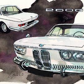 BMW 2000C - Yoshiharu Miyakawa