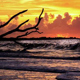 Boneyard Beach by Randy J Heath