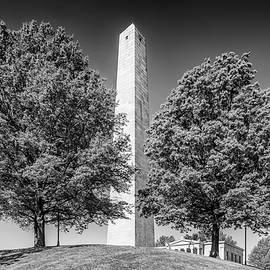 BOSTON Bunker Hill Monument - Monochrom - Melanie Viola
