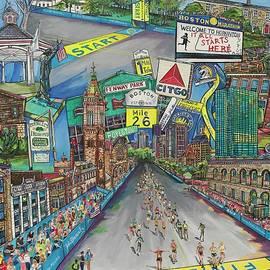 Boston Strong by Patti Schermerhorn