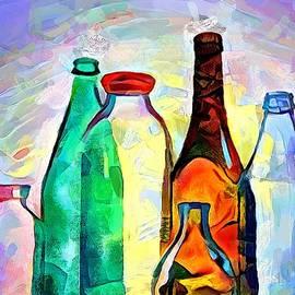 Bottled Up by Wayne Pascall