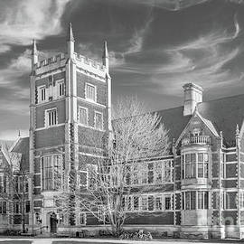 Bowdoin College Hubbard Hall  by University Icons