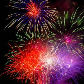 Garry Gay - Bright Fireworks