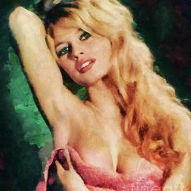 Mary Bassett - Brigitte Bardot, Actress