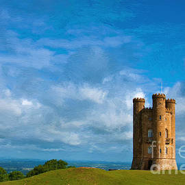 Broadway Tower by Andrew Michael